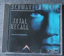 Total Recall - Jerry Goldsmith , BO du film / OST, CD