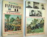 1914 JOURNAL DE ROUTE Colonel PÉTAIN 2/08 au 8/11 1914 POILUS R.I. Gal LANZENAC