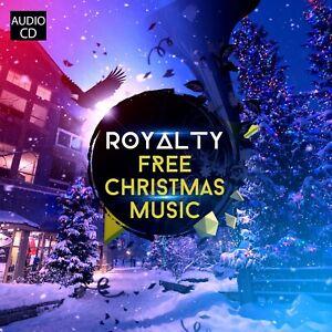 Royalty Free Christmas Music - Xmas Music PPL PRS Licence Free CD ROYALTY FREE