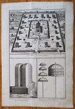Picart Ceremony Thailand Temple Folio - 1732