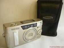 Samsung Vega 77i QD 35mm Panorama Film Camera Schneider Kreuznach Lens