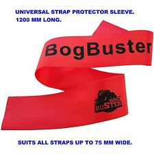 BOGBUSTER PROTECTOR SLEEVE SNATCH STRAP TREE TRUNK EQUALISER BRIDALTOW RECOVERY