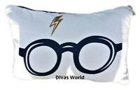 Harry Potter Glass Print Cushion Rectangle Head Pillow Brand New