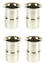 4 X New Velocity Stacks Air Horn Ram Pipes Trumpet For WEBER 40 DCOE