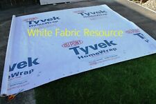 Dupont Tyvek Homewrap~9 ft. wide~Order what you need~by the foot~5 ft Minimum