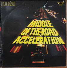 MIDDLE OF THE ROAD ACCELERATION  FRENCH LP 1971