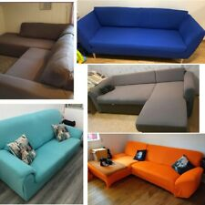 Christmas New solid color corner sofa covers for living room elastic slipcovers