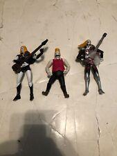 RARE DMC Revoltech Figures Detroit Metal City Krauser Camus Alex Anime