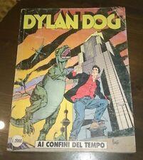 """Libri/Riviste/Giornali/Fumetti""""DYLAN DOG AI CONFINI DEL TEMPO N°50 NOVEMBRE '90"""""""
