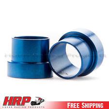 Aeroquip -08AN Dash Size; Tube Sleeve Aluminum (2 PK) Blue -FBM3672
