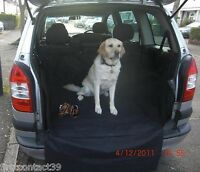 Heavy Duty Waterproof Car Estate Boot Liner Lip Protector Dirt Pet Dog Cover Mat