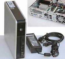 Compact hp Dc7900 Usdt CPU 2x 3 GHZ E8400 2 GB so Ddr2 160 GB SATA 8x USB 54