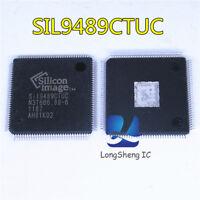 1PCS Original SIL9489CTUC SII9489CTUC 9489CTUC QFP-128 IC CHIP new