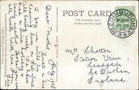 "Mrs Shotton. Station View,  Leadgate, Durham 1905  ""Dear Mother"" Edie JD.778"