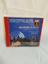 Hollywood Bowl Symphony Orchestra Rhapsody in Blue / Music of George Gershwin