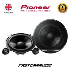 PIONEER TS-G130C 5.25 INCH 13CM 250W 2 WAY CAR VAN COMPONENT DOOR SPEAKERS