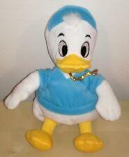 Peluche qui quo qua 20 cm pupazzo originale disney paperino Donald duck plush
