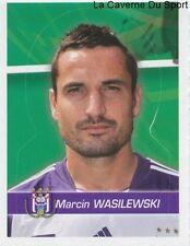 012 MARCIN WASILEWSKI POLAND POLSKA RSC.ANDERLECHT STICKER FOOTBALL 2012 PANINI