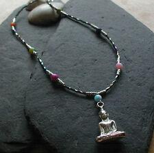 Chakra Beads Thai Buddha Necklace Seven Chakras Reiki Healing