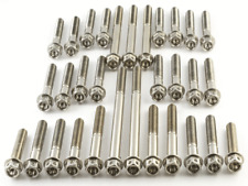 Triumph  800 Tiger 10+ Titanium Race Spec Hex Engine Bolt Kit