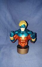 Bowen Designs Captain Marvel 70's Mini Bust Marvel Statue Seventies Version