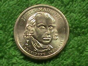 UNITED STATES 1 Dollar 2007 P UNC MADISON