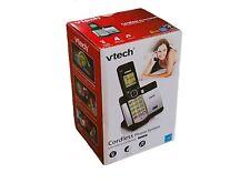 Vtech Dect 6.0 Expandable Cordless Phone w/Caller Id - Silver/Black (Cs5119)