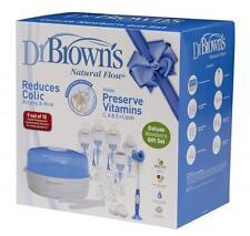 Dr Brown's lujo recién nacido flujo natural Conjunto de Regalo