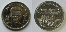 Peter Taylor Ashes 1991 Australian Cricket Commemorative medal coin Collectable