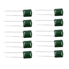 1 PC//10 pc//30 Pcs 450 V 10 uF Audio condensateurs pour amplificateur de guitare 21x13mm