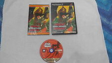 NINJA ASSAULT, SONY PLAYSTATION 2/PLAY2/PS2, GIAPPONESE/JAP/IMPORT/JP, NAMCO