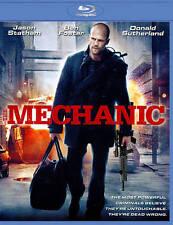 The Mechanic [Blu-ray], DVD, Ben Foster, Jason Statham, Simon West, Very Good