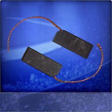 ESCOBILLAS de carbóns Varillas Carbón adecuado para Bosch academystar, 2010