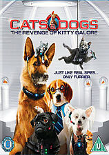 Cats And Dogs - The Revenge Of Kitty Galore (DVD, 2010)