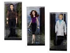 Twilight Saga 3 Barbie Doll Set ~ Esme, Emmett & Carlisle ~ FREE US SHIPPING