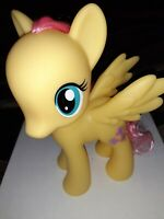 "My Little Pony  Fluttershy Pegasus 8 1/2"" Tall 2015"