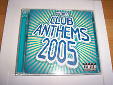 Various Artists - The Best Club Anthems 2005 - CD (2004)
