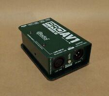 RADIAL PRO AV1 DI BOX