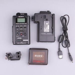 SONY HVR-MRC1 Memory Recording Unit + HVRA-CR1 eBay#2021030