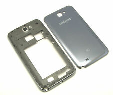 ORIGINALE Samsung Galaxy Note 2 n7100 chassis COVER BUMPER FRAME COVER POSTERIORE