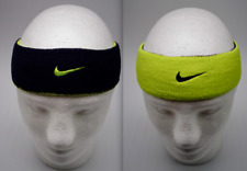 Nike HeadBand Tennis Basketball Home & Away Venom Green/Black Men's Women's