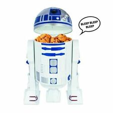 Star Wars R2-D2 hablando Cookie Jar Con Luces Y Sonidos Lata de Galletas barril