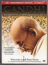dvd GANDHI Il suo trionfo ha cambiato il mondo Contiene 2 Dischi
