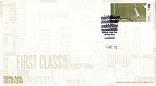 (15903) GB FDC Andy Murray wimbledon russa dell'Artide trasmettere Museo 2013