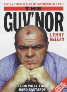 The Guv'nor,Lenny McLean, Peter Gerrard- 9781857825701