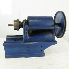 Belt Driven Lathe Chuck Spindle Headstock Assembly 9 38 Bed Width
