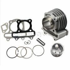 FXCNC 47mm Head Gasket Big Bore Kit Cylinder for GY6 80CC Scooter TAOTAO ATV