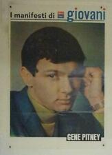 Poster di musica da collezione