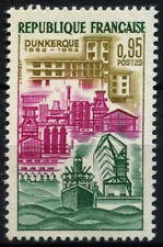France 1962 SG#1566 Cession Of Dunkirk MNH #D43356