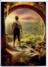 THE HOBBIT An Unexpected Journey 3D Lenticular Card Bilbo Baggins KA-01